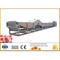 Quality Automatic Turnkey Tomato Ketchup Sauce Jam Production Line ISO9001 Certification wholesale