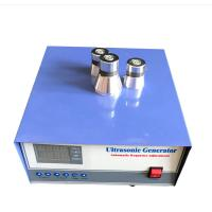 China 3000w Digital Ultrasonic Generator 17-40khz For Ultrasonic Industry Cleaning on sale