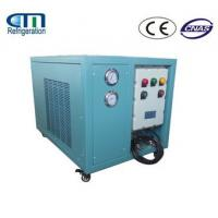 Quality 3HP Oil Less Anti-explosive Gas Recovery Machine for Air Conditioning Maintenance wholesale