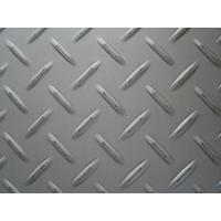 Quality JIS T Type 304 Stainless Steel Checker Plate Diamond Sheet For Tractor, Automobile wholesale