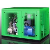 Quality Water Lubrication 380V Oil Free Screw Compressor 12.5 Bar Working Pressure wholesale