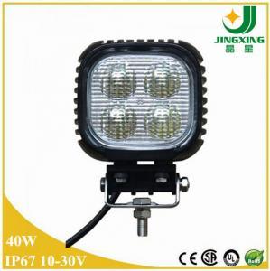 China Long Life Span 40W car led work light 12V cree Led Auto Car Lighting on sale