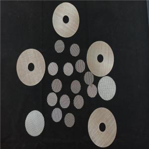 Quality Extruder Screens/ Spin Packs/ Polymer Melt Filters wholesale