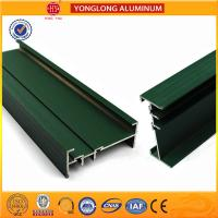 Quality RAL Colour Powder Coated Aluminium Extrusions Highly Glossy / Matte wholesale