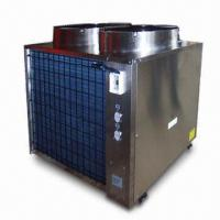 China Swimming Pool Heater with Green Refrigerant R410a, Makes Little Operating Noises on sale