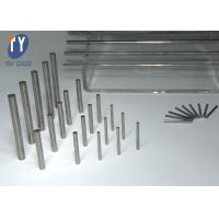 Quality TX10 H6 Tungsten Carbide Rods For Endmills Drills Reamer ODM OEM Service wholesale