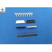 Quality UL94V-0 Gold-plating Connector Crimp Terminals With 1.25mm Pitch Tin - Plated Contact wholesale