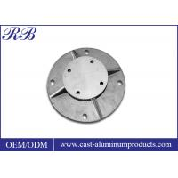 Quality Aluminum Casting Flange Non Standard Metal Parts Manufacturing And Machining wholesale