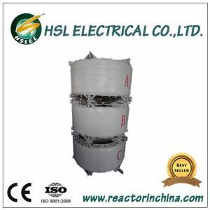 Quality 7.2kv aluminum winding Current Limiting Reactor harmonic protect wholesale