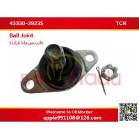 China Chassis Auto Parts Suspension Arm Ball Joint For Previa Tcr1# Cars OEM 43330-29235 on sale