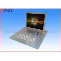 Quality Keyboard Motorized Monitor Lift Aluminum Alloy Brushed With 19 FHD Screen wholesale