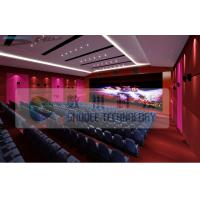 Quality Luxury Design 4D Movie Theater Motion Chair Cinema System wholesale