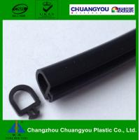 China Custom Wood Door Frame Seal PVC Sealing Strip for Curtain Wall on sale
