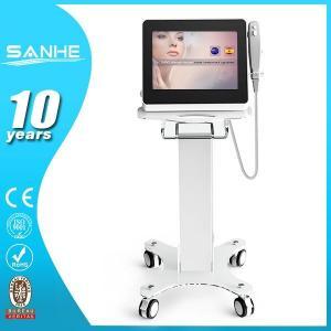 Quality Hifu Face lifting Beauty mahcine/ anti aging face machine new facial care HiFu wholesale