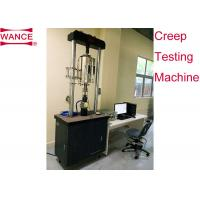 Quality Creep Testing Machine Mechanical Type ISO204 High Temperature Creep HTC105B wholesale