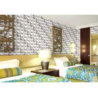 Quality Interior 3D Design Wall Claddings TV Background Wallpaper Home Decor Wall Decals wholesale
