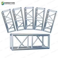China Customized Decorative Used Round Frame Aluminum Lighting Truss Circle Truss For Sale on sale