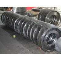 Quality big drilling main straight gear Customized High Precision Sinter Metal Gear for Auto Engine wholesale