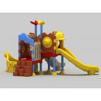 China New Pirate Boat Style Children's Playground Outdoor Playground with Slides for sale