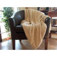 Quality Ribbed Micro Chenille Throw wholesale