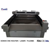 China Gray Color Laser Metal Cutting Machine with Ruida Control System 1300mm x 2500mm on sale