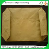 Quality BMPAPER Uncoated and Coated White Top Liner Board for cement bags wholesale