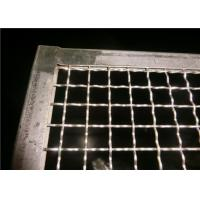 Quality Food Grade SS Oven Wire Mesh Tray For Food Baking , Polishing Processing wholesale