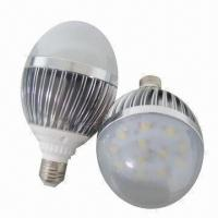Quality 12W Dimmable LED Global Bulbs, Cree Chip, Color Rendering Index of >80Ra, 3-year Warranty  wholesale
