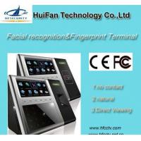 Buy cheap HF-FR302 Facial and Fingerprint Time Attendence from wholesalers