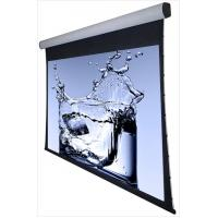 Quality 106'' Cinema Tab Tensioned Motorized Screen , electric projection screens wholesale