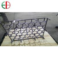 Buy cheap Investment Cast Heat Treatment Fixtures Heat Resistant Tray For Furnace from wholesalers
