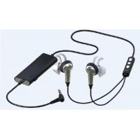Buy cheap Noise-canceling Headphone, wide range Frequency response, battery embedded, high sensitivity product