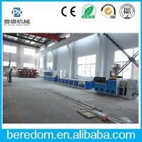 Buy cheap PVC/PE/PP/WPC Window door/ trunking profile extrusion line product