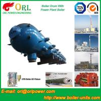 Quality Petrochemical Industry Solar Boiler Mud Drum With High / Low Pressure wholesale