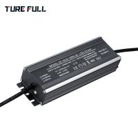China 150w 180w Dimmable Led Power Supply Adapter 277v Output Stable Performance on sale