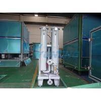 China Small Mobile Transformer Oil Purifier Removing Impurities on sale