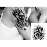 Buy cheap Large Washable Body Makeup Art Tattoo Stickers For Adults Beautiful product
