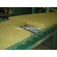Quality Rockwool Fireproof Insulation Roof Panel / Fireproof Glass Wool Insulation wholesale