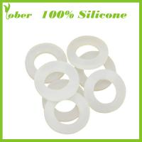 Buy cheap 100% Silicone Custom Silicone Rubber Seal Ring Silicone Rubber O Ring from wholesalers