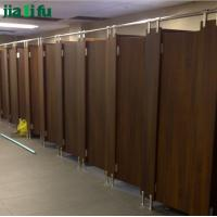 China Toilet partition compact laminate panel for sale in Guangzhou on sale