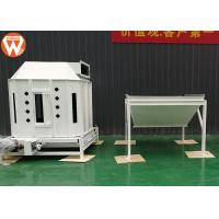 Quality Octagon Medium Sized Pellet Cooling System , No Cooling Dead Angle Counterflow Cooler wholesale