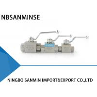 Cheap Standard NPT G Manual Ball Valve Industry On Off Valve Carbon Steel Material for sale