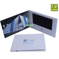 Quality 2017 promotional gifts 7 inch lcd screen electronic promotive gift video brochure wholesale