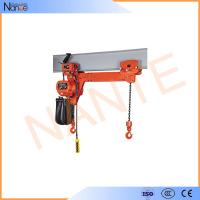 Quality 5 Ton Electric Chain Hoist With Electric Trolley , Low Headroom Type wholesale
