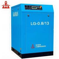Quality 13 Bar 7.5kw Rotary Screw Air Compressor 1.3mpa / 190 PSI Portable Air Compressors wholesale
