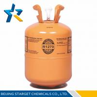 Quality R1270 Environmental protection HC Refrigerant for metal gas, Purity 99.5% & Colorless wholesale