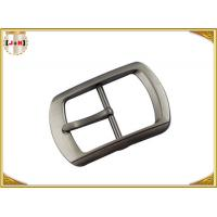 Quality Single Pin Metal Center Bar Replacement Belt Buckles Zinc Alloy Material wholesale