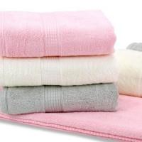 Quality Smooth Durable Organic Cotton Towels Popular Dobby Style Cotton Terry Towel wholesale