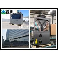 China High Efficiency Central Air Conditioner Heat Pump Heating And Cooling Function on sale