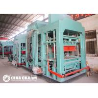 China Mobile Concrete Hollow Block Making Machine High Efficiency Easy Operate on sale
